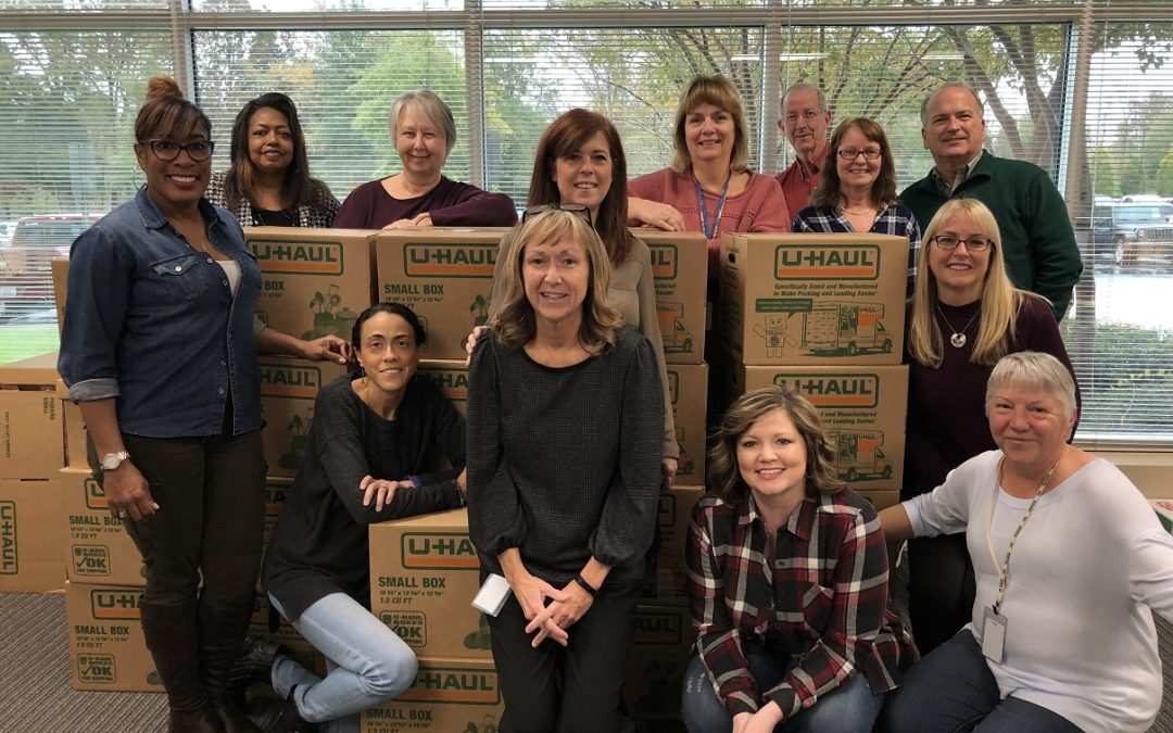 Arrowpoint Capital's Thanksgiving Dinner Box Drive