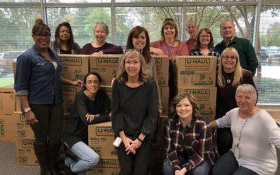 Arrowpoint Capital's Thanksgiving Dinner Box Drive