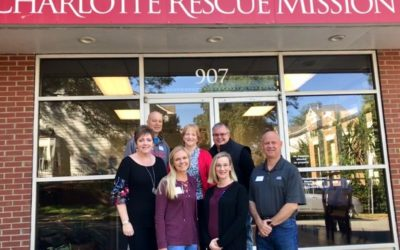 AIG Atlanta Joins with Charlotte Office for Volunteering