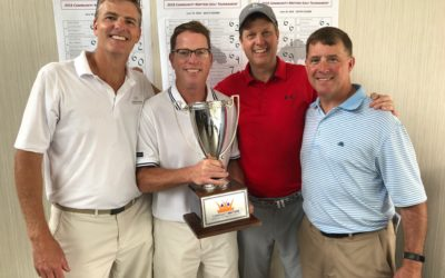 Golf Tournament Proves To Be a Big Success